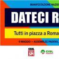 Pensionati. Il 1° giugno la manifestazione nazionale a Roma. Dal 13 maggio nel Trapanese al via le assemblee Spi Cgil, Fnp Cisl e Uil Pensionati