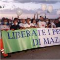Manifestazione di solidarietà per i 18 marittimi ed i due pescherecci sequestrati in Libia - Domani dalle ore 10 in piazza della Repubblica