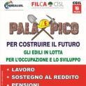 #palaepico Domani delegazione trapanese Feneal Uil, Filca Cisl e Fillea Cgil scenderà in piazza a Palermo per i diritti degli edili
