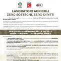 Decreto sostegni. Domani mobilitazione dei lavoratori agricoli anche a Trapani - Il presidio davanti la prefettura organizzato da Fai, Flai e Uila